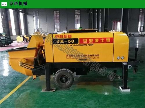 湖北建築混凝土輸送泵生産廠家