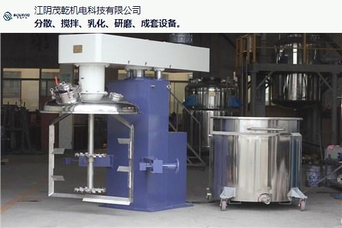 纳米SDF400实验室分散机哪家好 欢迎咨询 江阴茂乾机电科技供应