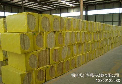 福建岩棉彩钢夹芯板的特点及应用领域