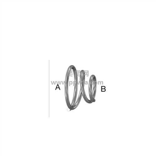 現貨供應Associated 圓錐螺旋壓簧 A04200290250S