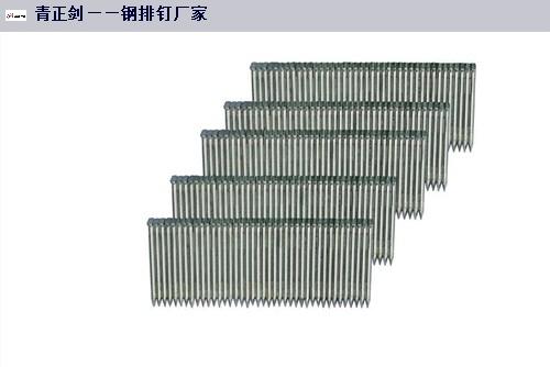 河南专业钢排钉多少钱 隆尧县北楼乡青正剑制钉供应