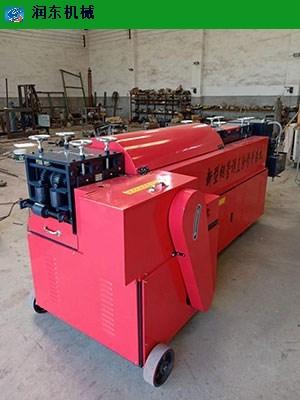山东定制钢管调直除锈刷漆一体机销售价格 邢台市润东机械制造供应