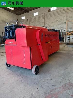 河南钢管调直除锈刷漆一体机 邢台市润东机械制造供应