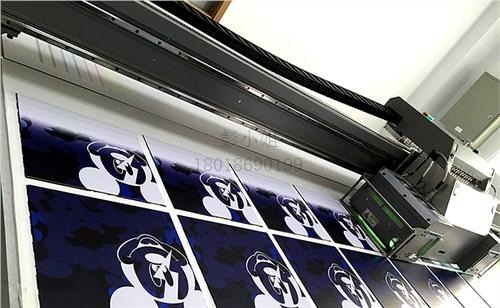 木板彩白UV打印