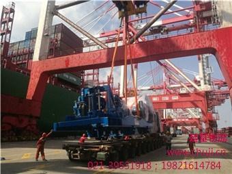 提供上海至汕尾市大件货物公路运输服务