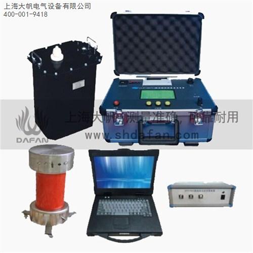超低频电缆耐压介损测试仪