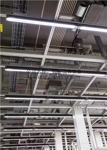 电子厂管路设计