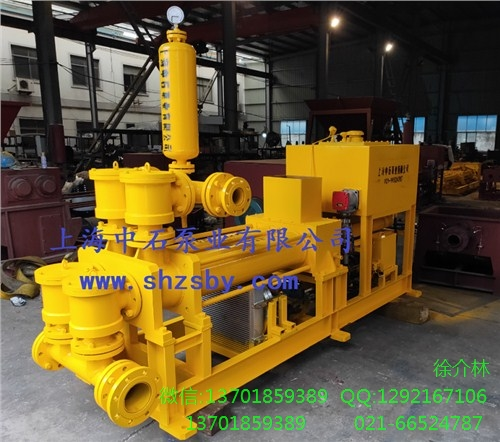 泥浆处理压滤机泵