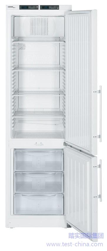 专业实验室冷藏冷冻冰箱