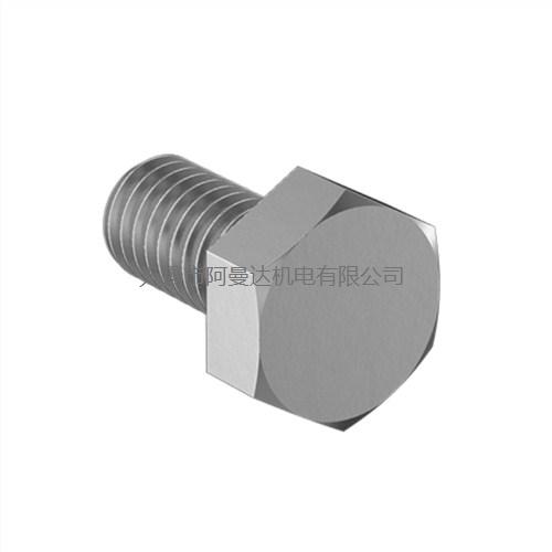 不銹鋼六角頭螺釘 批發價格 Brikksen B-0933A46X12 阿曼達供