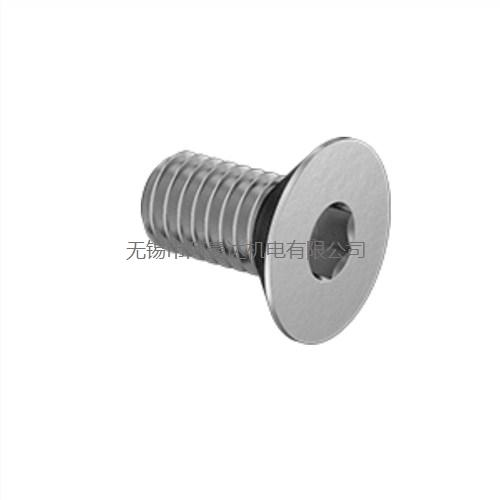 驅動螺絲哪家供 Brikksen B-7991A23X6 六角平頭螺釘 阿曼達供