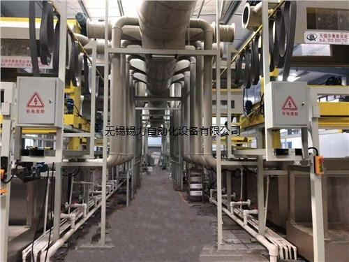发动机螺栓自动锰系磷化线