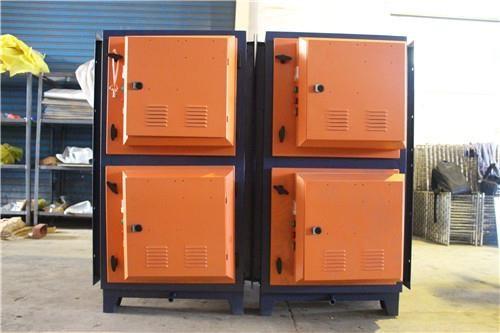 静电式油烟净化器 油烟净化器餐饮厨房商用设备